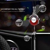 Autohanger - Mercedes - luchtverfrisser - diffuser met auto- logo - cadeau voor hem - cadeau voor haar - Moederdag