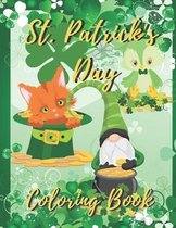 St. Patrick's Day Coloring Book: A fun Paddy's Day Gift for Kids