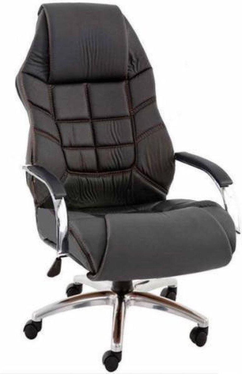 Musson Bureaustoel - Directiestoel luxe manager design - Kunstleer