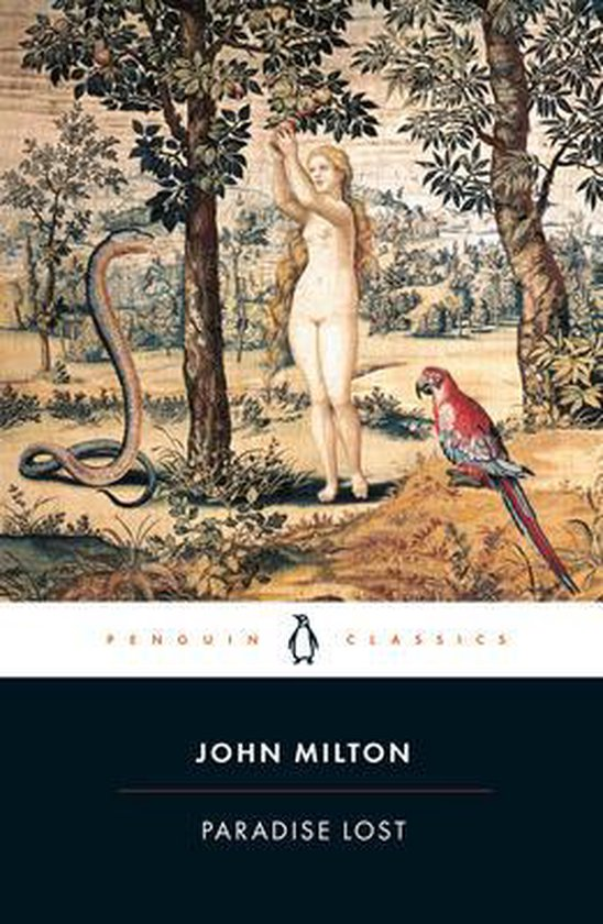 Boek cover Paradise Lost  (B) van John Milton (Paperback)