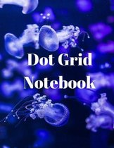 Dot Grid Notebook: Large Dotted Notebook/Journal