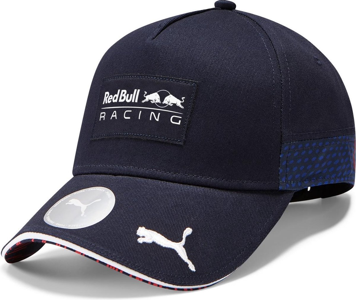 PUMA Red Bull Racing Replica Team Cap Sportcap Unisex - Maat Volwassenen