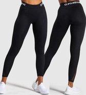 Gymshark Legging Sportlegging Zwart