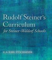 Omslag Rudolf Steiner's Curriculum for Steiner-Waldorf Schools