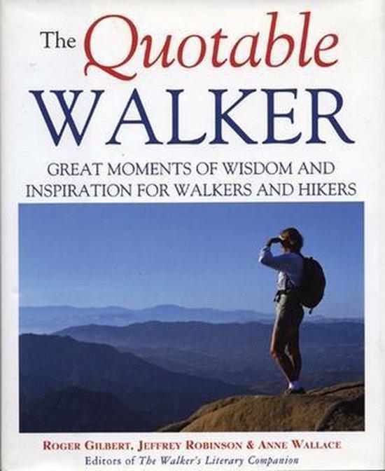 The Quotable Walker