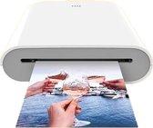 xiaomi - Fotoprinter - Fotoprinter voor smartphone - printer - inclusief papier - sprocket - inktloos - Geen inkt - inkt - Foto -