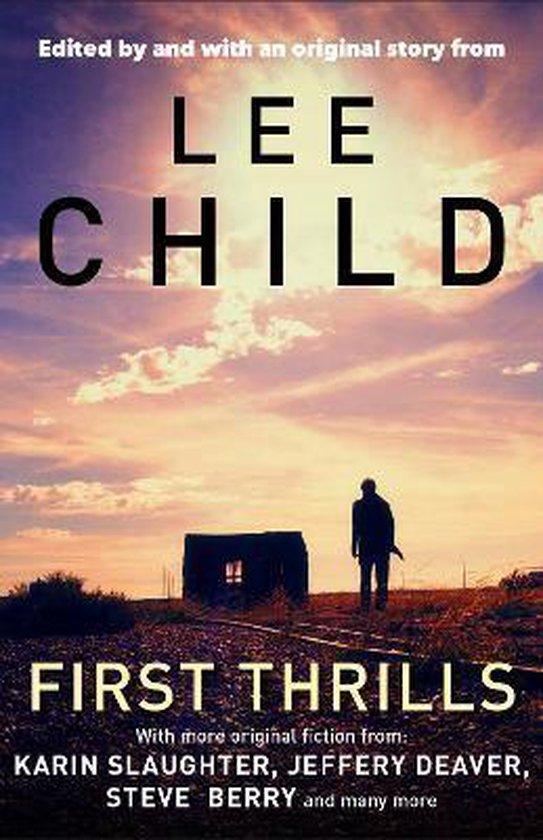 Omslag van First Thrills