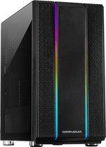 COMPUGEAR AR5X-8R480S-G50 Game PC - Ryzen 5 3500X - GTX 1050 Ti
