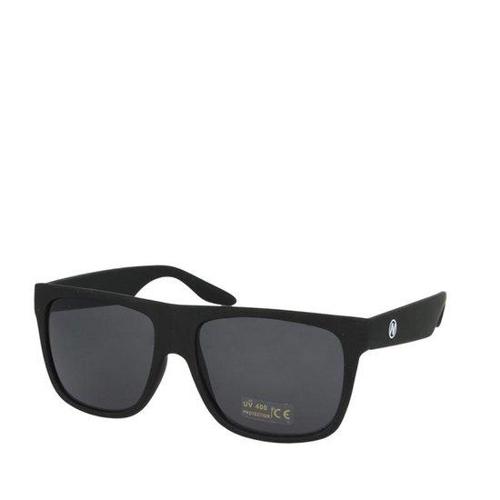Zonnebril - Flat Top Black