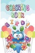Coloring Book: Kids Coloring Book