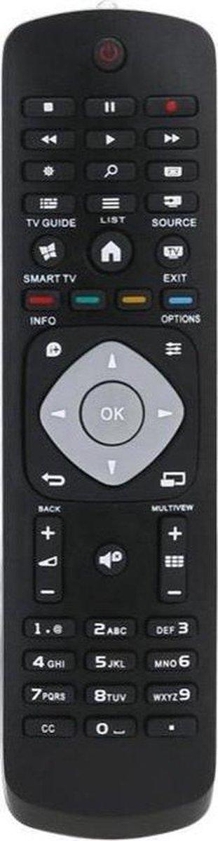 Universele Philips afstandsbediening voor alle Philips Televisie's