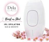 Dyla IPL Ontharingsapparaat Hair Removal - Pijnloze Haar Verwijderaar - Lichtontharing - 600.000 flitsen