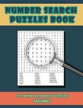 Number Search Puzzles Book Volume 2