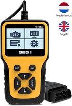 M-Iconic OBD2 scanner - Auto accessories - OBD2 - Uitleesapparaat - Diagnosecomputer - OBD - Diagnose auto - Nederlandstalig