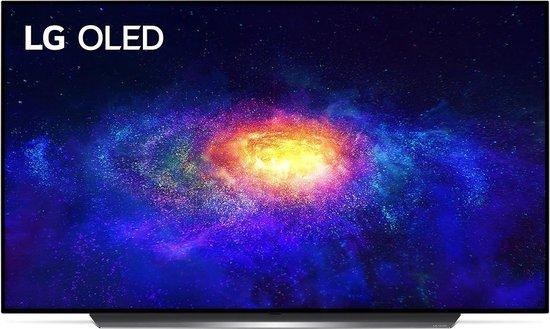 LG CX OLED55CX6LA - 55 inch - 4K OLED - 2020