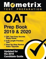 Oat Prep Book 2019 & 2020 - Oat Test Prep Secrets Study Guide, Full-Length Practice Test, Step-By-Step Review Video Tutorials