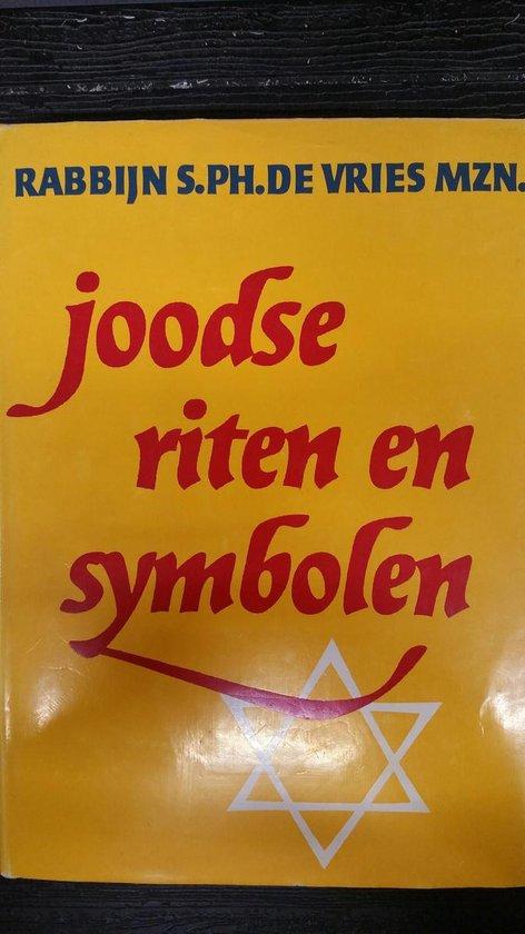 Joodse Riten En Symbolen Geb - S. Ph. de Vries