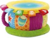 VTech Baby Pluchen Lichtjestrommel - Educatief Babyspeelgoed