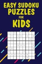 EASY Sudoku Puzzles for Kids