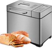 Grandecom® Multifunctionele Broodbakmachine | Broodbakmachines | Brood bakken | Jam maken | 650W | 1KG