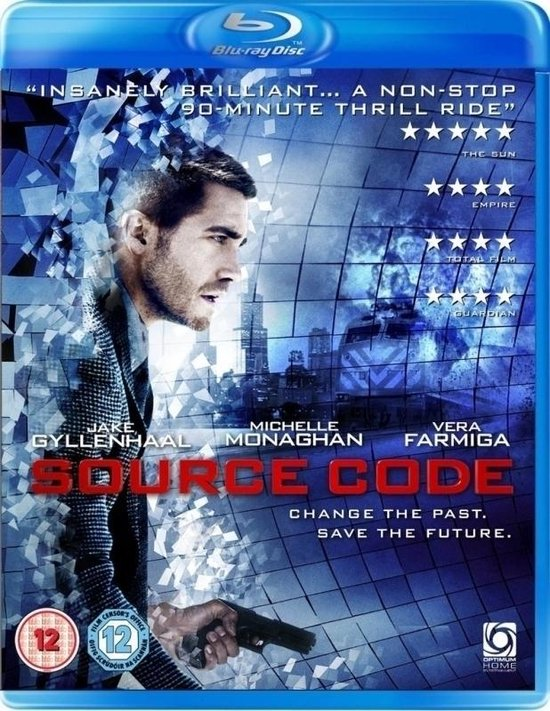 Cover van de film 'Source Code'