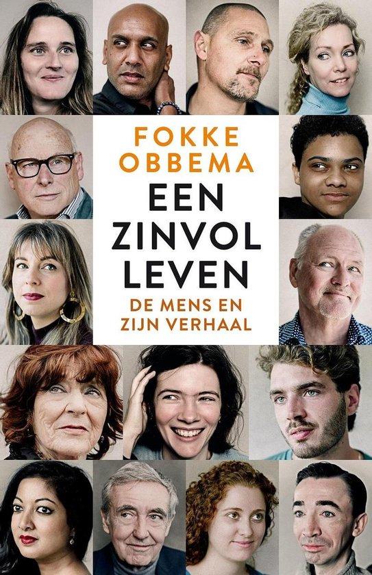Boek cover Een zinvol leven van Fokke Obbema (Paperback)