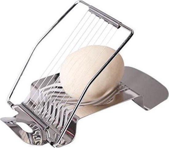 Doodadeals® | Eisnijder | Eiersnijder | Eiersnijder Vaatwasserbestendig | Eisnijder RVS | Eisnijder Vaatwasserbestendig | Egg Slicer | Ei Snijder