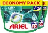Ariel All in 1 Wasmiddel Pods + Touch of Lenor Unstoppables - 2x50 Wasbeurten - Halfjaarbox
