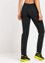 ODLO Pants Zeroweight Dames - Zwart - Maat L
