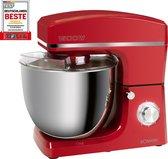 Bomann KM 6036 CB keukenmachine 1500 W 10 liter Rood