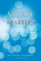 Omslag Spirit Matters