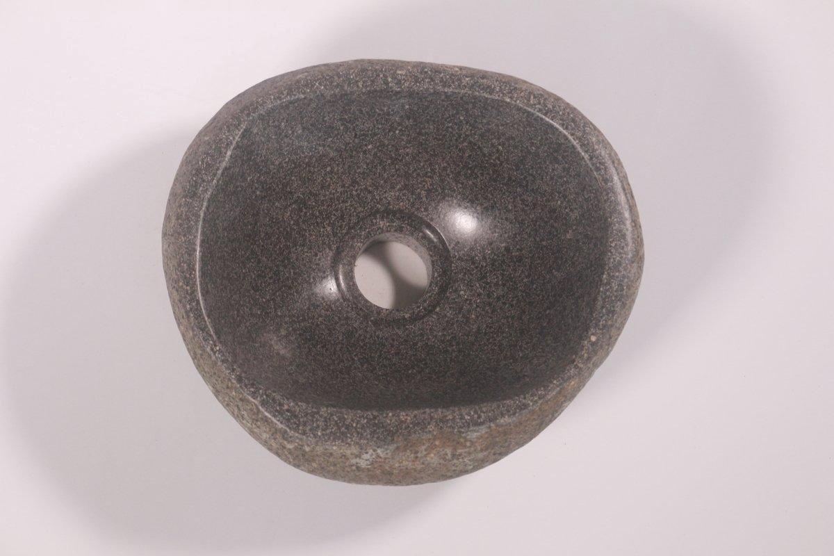 Natuurstenen waskom | DEVI-W21-323 | 22x25x12