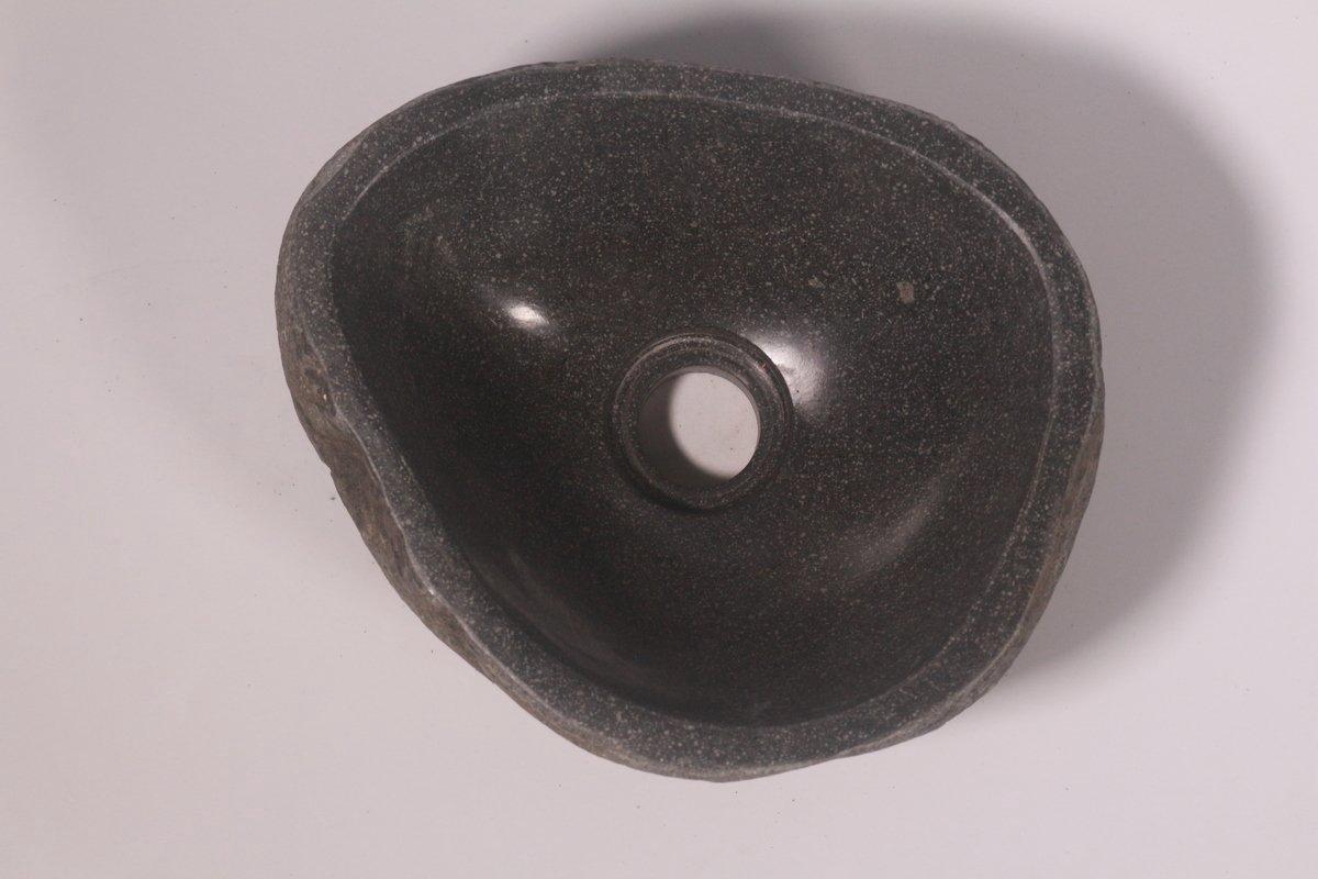Natuurstenen waskom | DEVI-W21-286 | 24x28x12