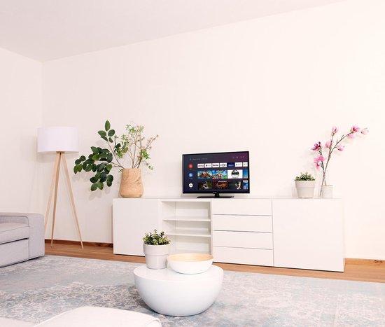Salora 330 series 32FA330 tv 81,3 cm (32) Full HD Smart TV Wi-Fi Zwart