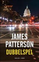 Boek cover Dubbelspel van James Patterson (Onbekend)
