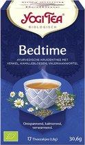 Yogi Tea Bedtime Voordeelverpakking - 6 pakjes van 17 theezakjes