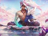 League of Legends Poster - Spirit Blossom Yassuo