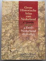 Boek cover GR HISTATL 4 ZUID van Wnhistatlas