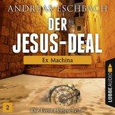 Omslag Der Jesus-Deal, Folge 2: Ex Machina