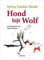 Boek cover Hond bijt wolf van Sylvia Vanden Heede
