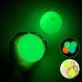 NR.1 - Globbles - Fidget Toys - Stressbal - Sticky Balls - Tiktok - Glow in Dark