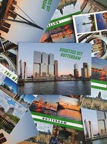 Set van 15 ansichtkaarten - Stad Rotterdam