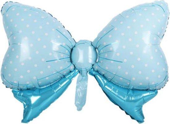 Strik ballon - 59x82cm - Themafeest - Babyshower - Geboorte - It