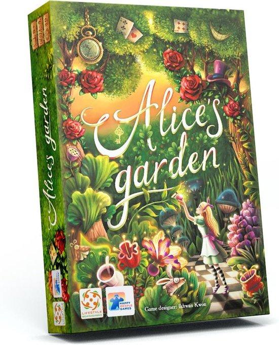 Afbeelding van het spel Alice Garden NL - Happy Meeple Games 8+