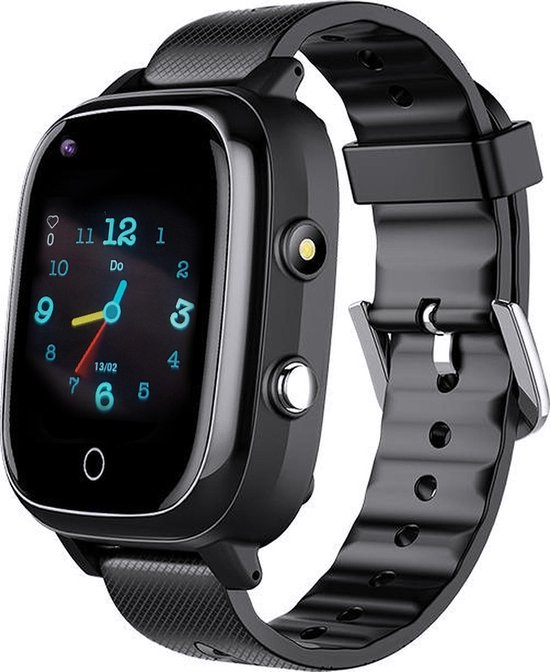 EazyGoods®️ - SmartWatch Kinderen - 4G - GPS Horloge Kind -...
