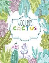 Succulents Cactus!