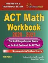ACT Math Workbook 2020 - 2021