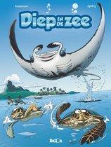 Boek cover Diep in de zee deel 3 van Christophe Cazenove