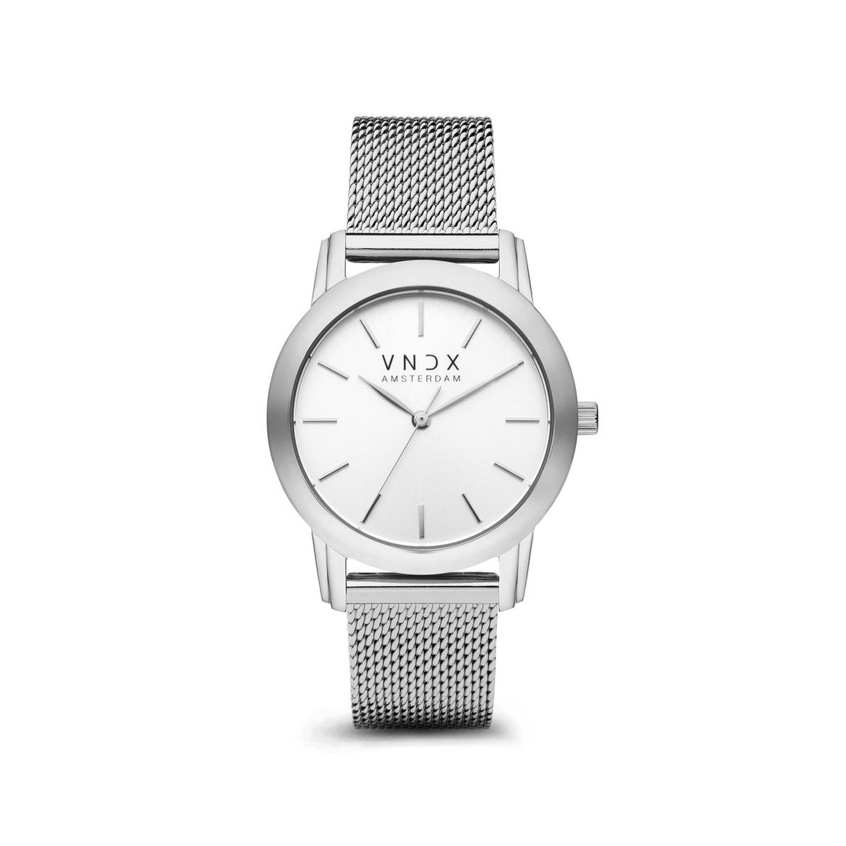 Dames horloge | City Chick XS Silver