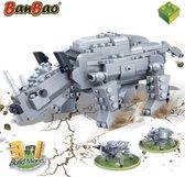 BanBao Creatables Prehistorische Neushoorn